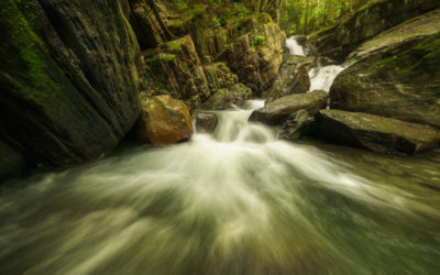5 Tips for Better Stream & Waterfall Photographs