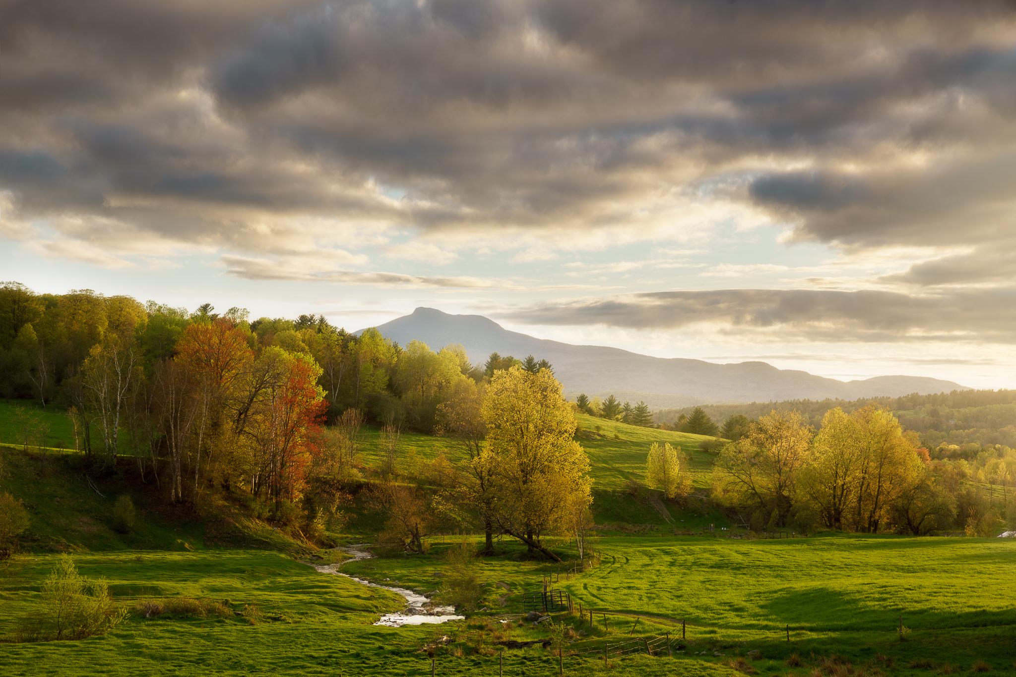 Spring in Vermont photo workshop